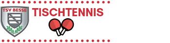 TSV Besse -Tischtennis